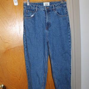 Zara Trafaluc Denimwear highwaisted Blue Jeans 26